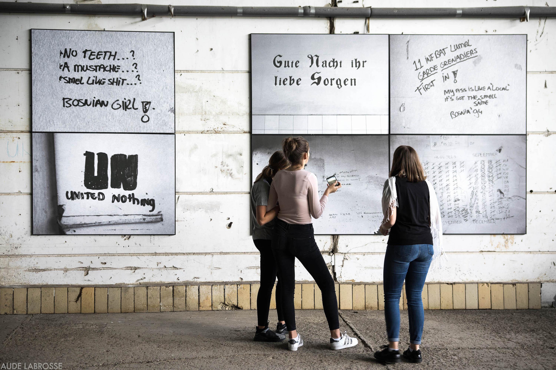 Srebrenica : UN United Nothing